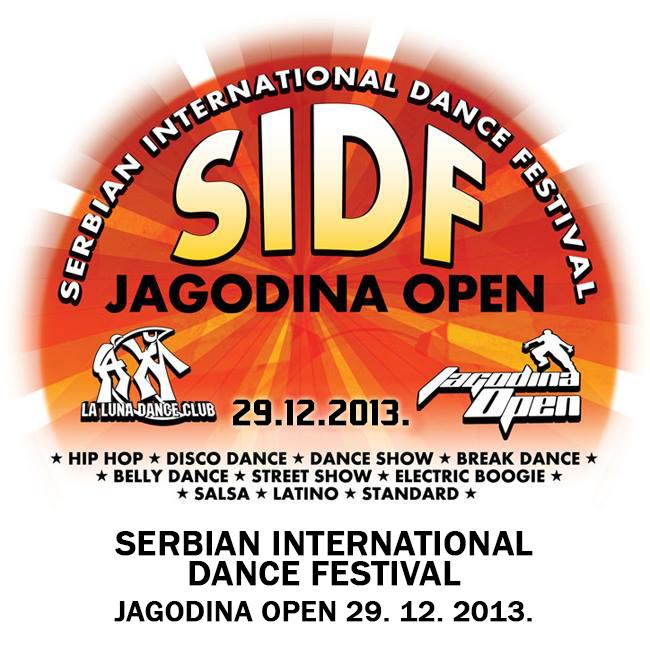 Jagodina Open 2013