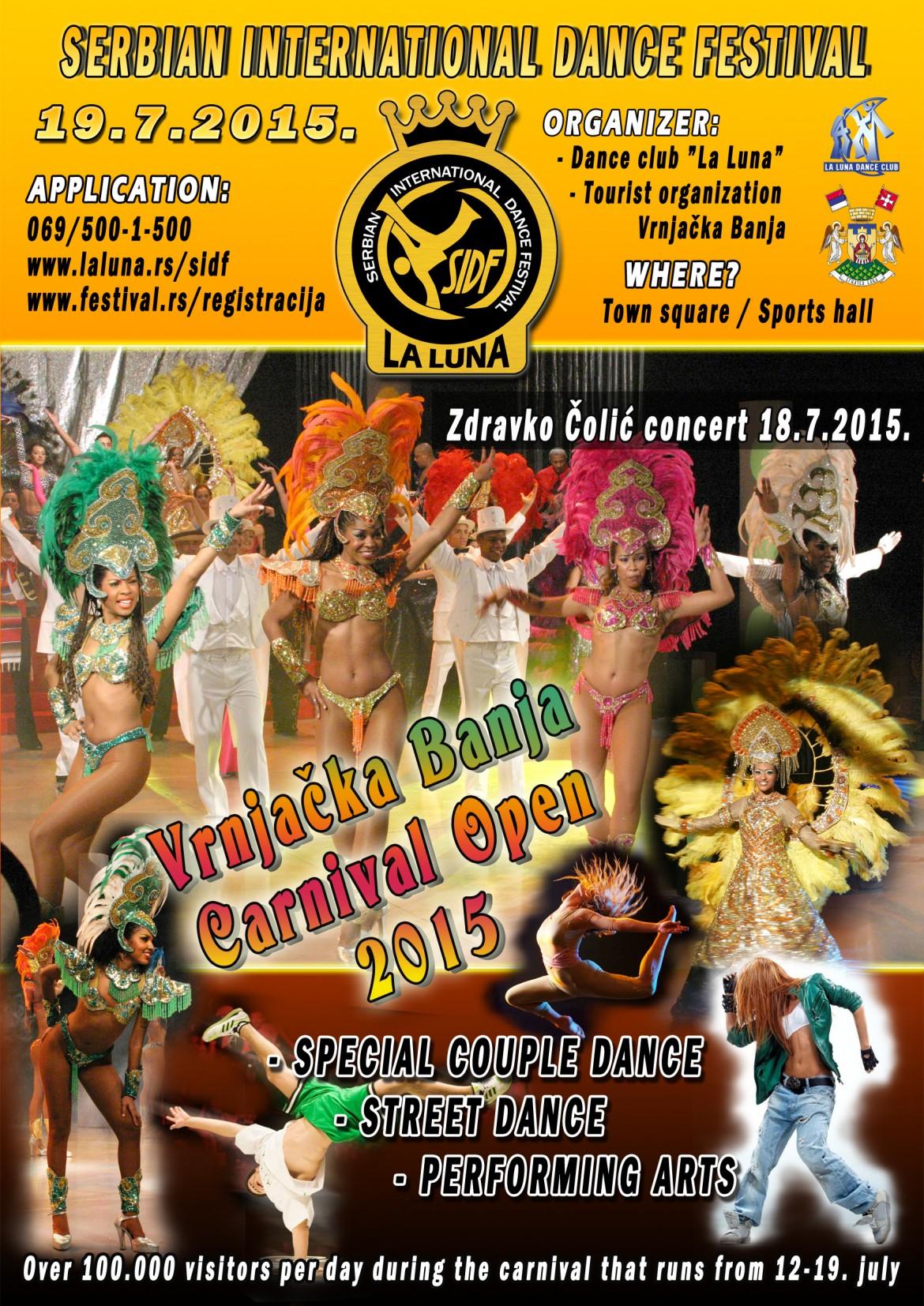 plakat A4 vrnjacka banja open 2015 - karneval open