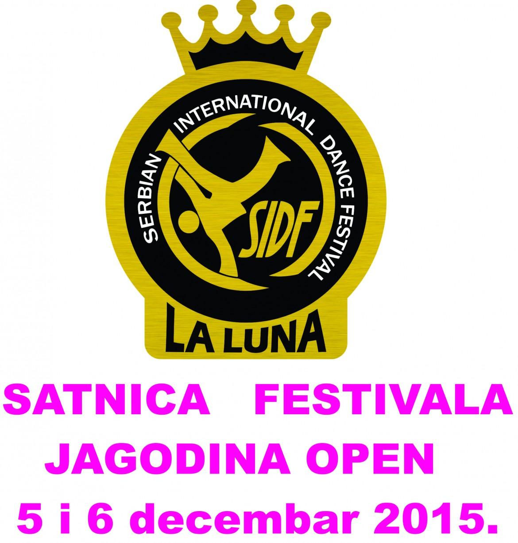 SATNICA- Jagodina Open - 5-6.12.2015