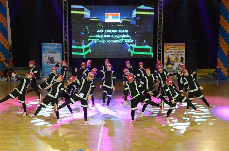 Dream Team La Luna-Macedonia Open 2016