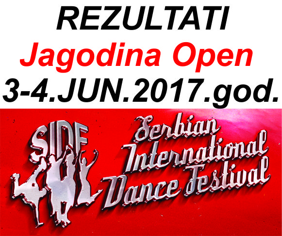 Rezultati-Jagodina Open-3-4.jun. 2017.god.