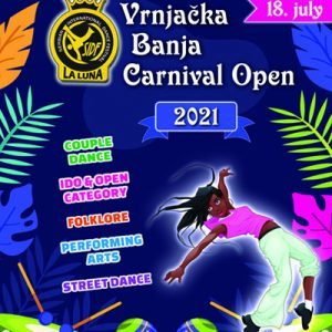 Vrnjačka Banja Carnival Open  18.07.2021